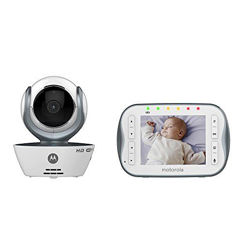 motorola 5 inch portable video baby monitor with wifi mbp855connect. motorola wifi internet viewing inch baby video monitor - monitor, two way talk, app, remote control? 5 portable with wifi mbp855connect