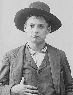 """Frederick """"Fred"""" James Dodge (1854-1938) - Wells Fargo Detective, constable of Tombstone, Arizona, and Texas cattleman.  In December, 1879, he was working in Tombstone, Arizona and recommended that Wyatt Earp be hired as a guard and messenger for the stage line. The two quickly became good friends and Dodge supported Wyatt and his brothers in their troubles in Tombstone. He and Wyatt remained friends the rest of their lives"""