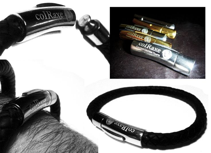coIRaxe stainless steel clasp!!!