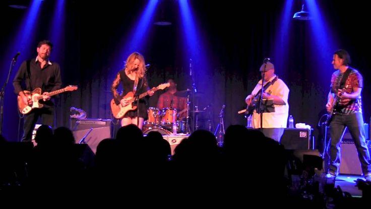 """MEDICINE"" - Tab Benoit & Tommy Castro w/Samantha Fish 12-11-14 The Birc..."