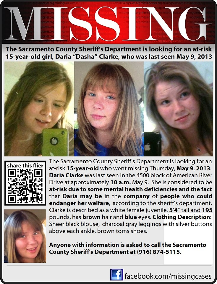 Missing 15 Year Old Girl Found: 25 Best Images About WI Missing Persons 2010s On Pinterest