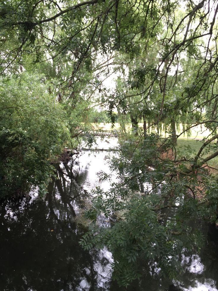 River Brent Perivale