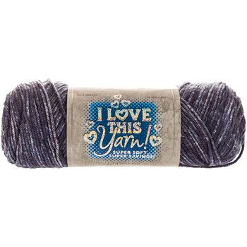 01 Denim Stonewash I Love This Yarn