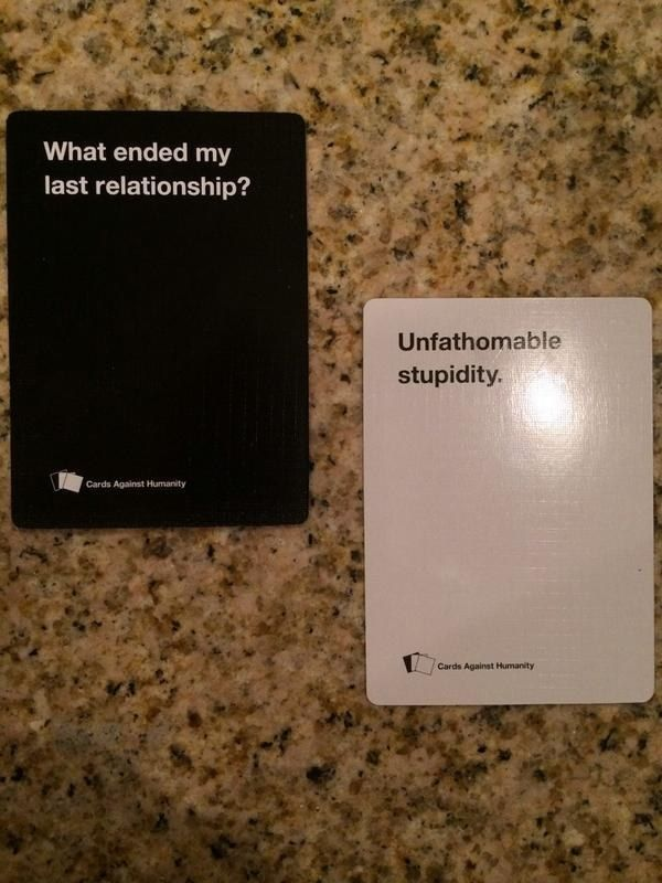 82 best nfy humor images on pinterest pranks funny pranks and 26 times cards against humanity was almost too perfect nsfw bookmarktalkfo Image collections