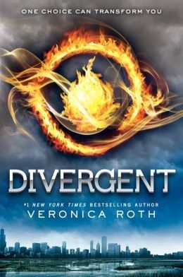 divergent - Veronica Roth. An amazing book!