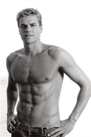 Ryk Neethling.  South African
