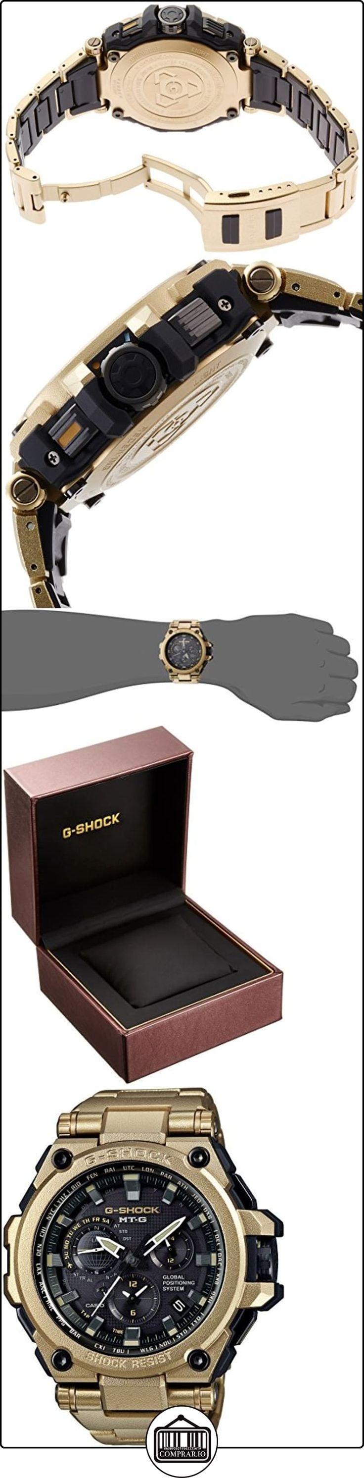 TA-G DEL G-CHOQUE de CASIO GPS la edición MTG-G1000RG-1AJR limitada MENS de  ✿ Relojes para hombre - (Lujo) ✿