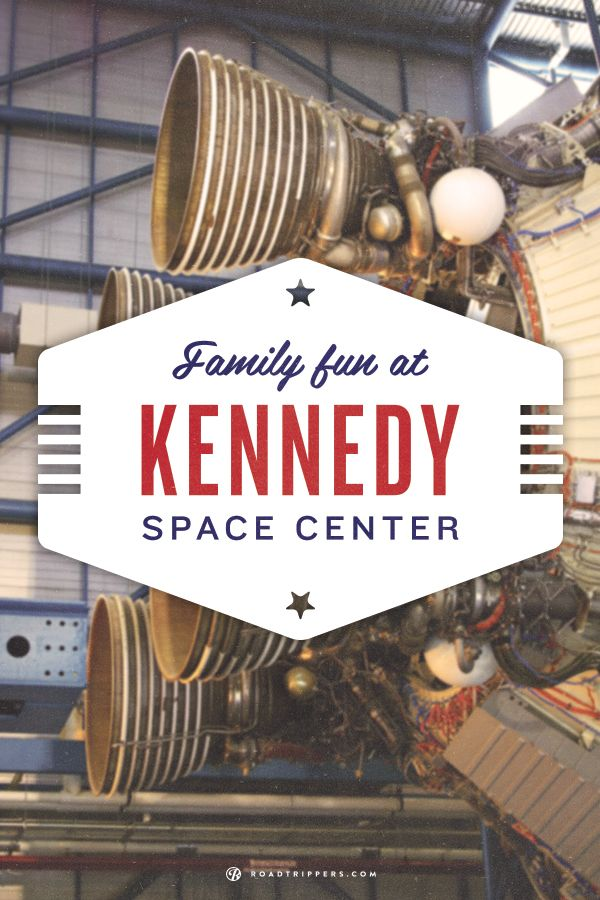 Explore the Kennedy Space Center in Florida this summer!