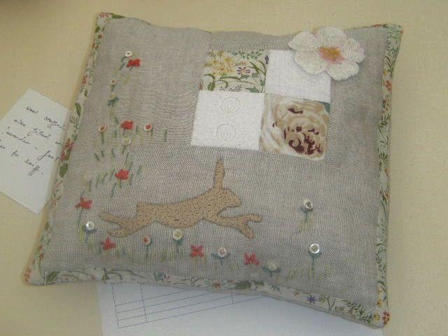 Jo Colwill cushion