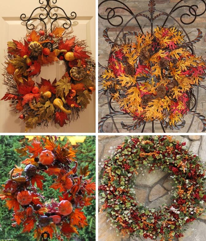 Savvy Seasons by Liz Fall Harvest Decorating