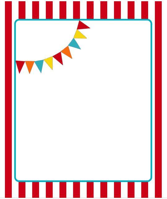 un imprimable pour une affiche à personnaliser avec votre propre ...