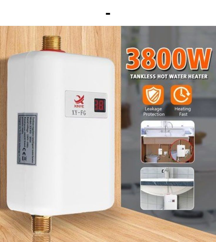3 Things You Need To Know About Tankless Water Heaters Hot Water Heater Tankless Water Heater Heater