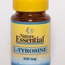 """L-TYROSINA 450 mg. 50 cápsulas. """"Depresión"""" Nature Essential $7.20  Aumenta la Serotonina de forma natural.  http://www.elpozodelasalud.es/compra/l-tyrosina-450-mg-50-capsulas-depresion-nature-essential-249377"""