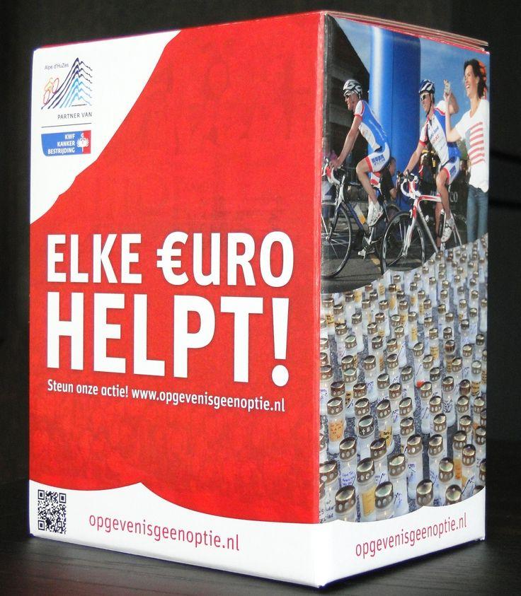 Donatiebox Alpe d'HuZes