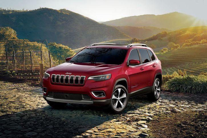 سعر جيب شيروكي 2019 في الإمارات Jeep Cherokee Jeep Grand Jeep Grand Cherokee Limited