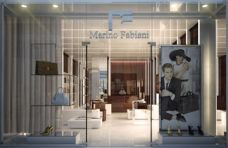 Showroom Marino Fabiani_Ipnotic Architecture