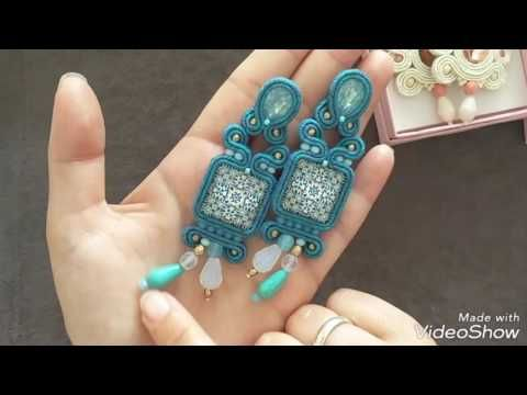 Update soutache  giugno 2017 - YouTube