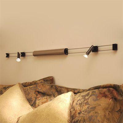 Halcyon Times 801 Twinspot Cordless Reading Wall Sconce   Lighting Universe