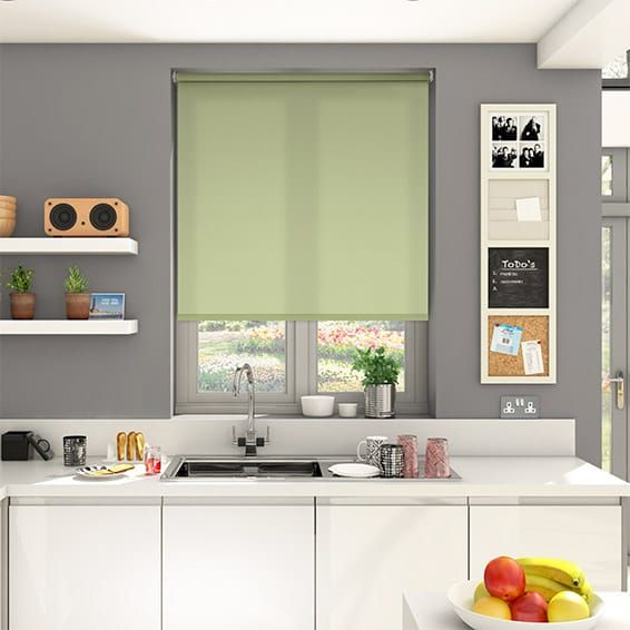 Modern Kitchen Blinds best 25+ green roller blinds ideas on pinterest | roller blinds