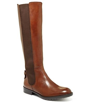 Franco Sarto Tahini Wide Calf Riding Boots - I'm getting these bad boys before my Chicago Birthday Extravaganza!