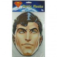 Superman Masks Pkt8 $8.95 A070014