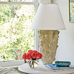 Transform ordinary pots or planters into extraordinary table lamps with very little time and money―no electrician required!