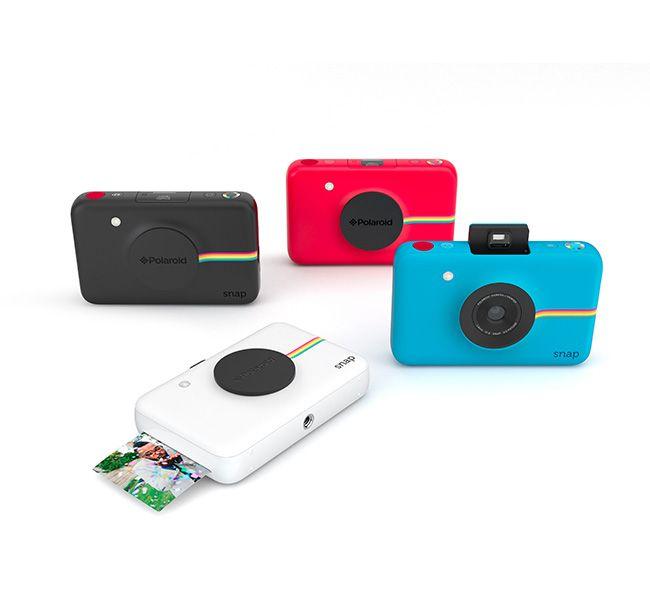 Polaroid Snap Instant Digital Camera for Wedding pictures!