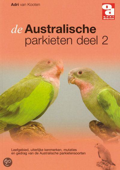 Veel vogelliefhebbers bewonderen de schitterende kleuren van de Australische parkieten. Vaak worden één of meerdere soorten gehouden.