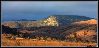 Brindabella ranges -