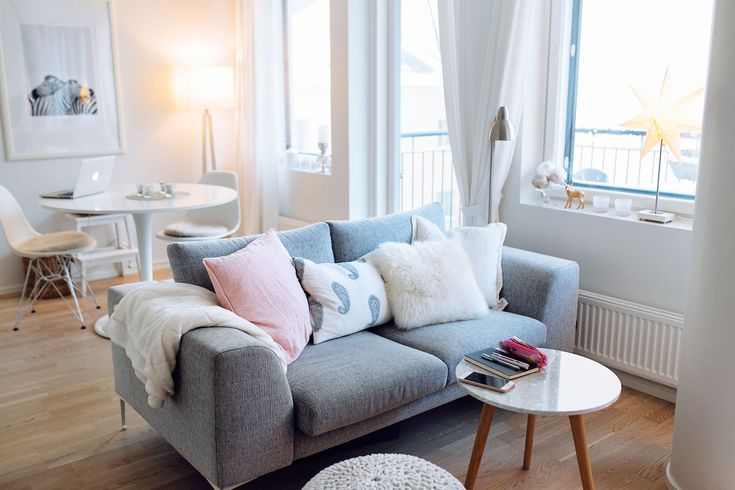 Living room // Mariannan