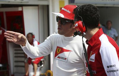 Alonso: 'Desde la quinta plaza se puede llegar muy adelante'