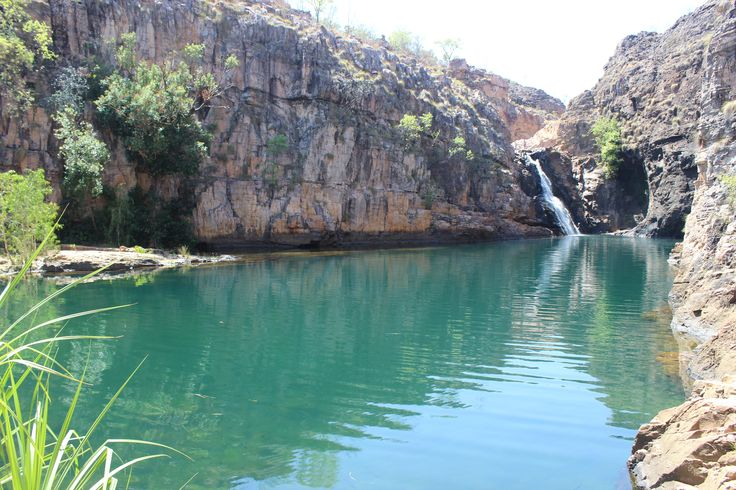 Maguk ( Barramundi Gorge) Kakadu National Park