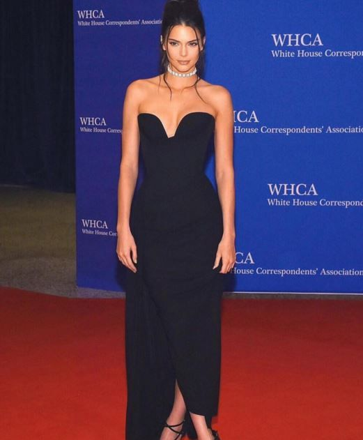 Kendall Jenner Steals Show At White House Correspondents' Dinner! - http://www.movienewsguide.com/kendall-jenner-steals-show-white-house-correspondents-dinner/202607
