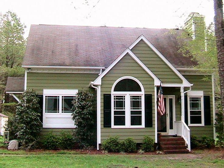 33 best House Colors images on Pinterest | Exterior house colors ...