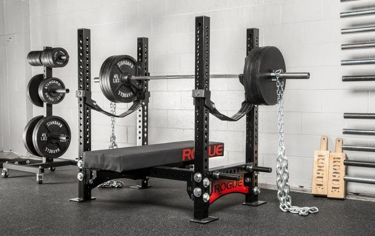 The Westside Monster Bench Also Introduces A New Bolt Together Design Meaning The Full Unit Can Be Sent Via Pa Dream Home Gym Home Gym Design Powerlifting Gym