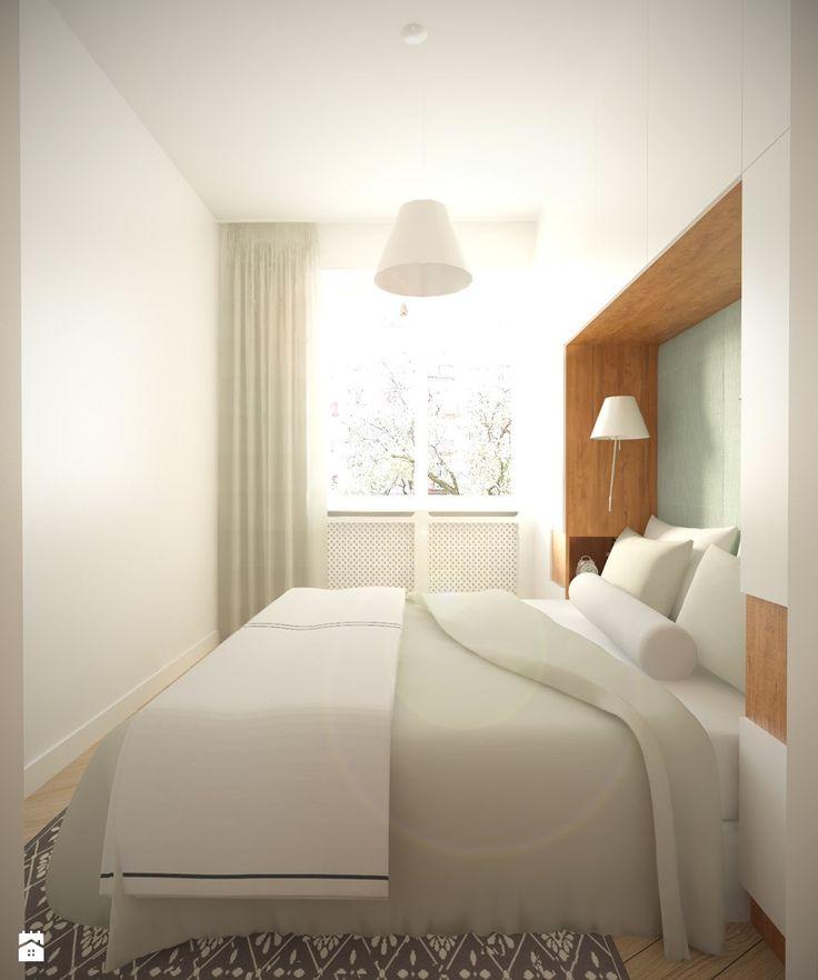 Sypialnia styl Minimalistyczny - zdjęcie od Studio Monocco - Sypialnia - Styl Minimalistyczny - Studio Monocco