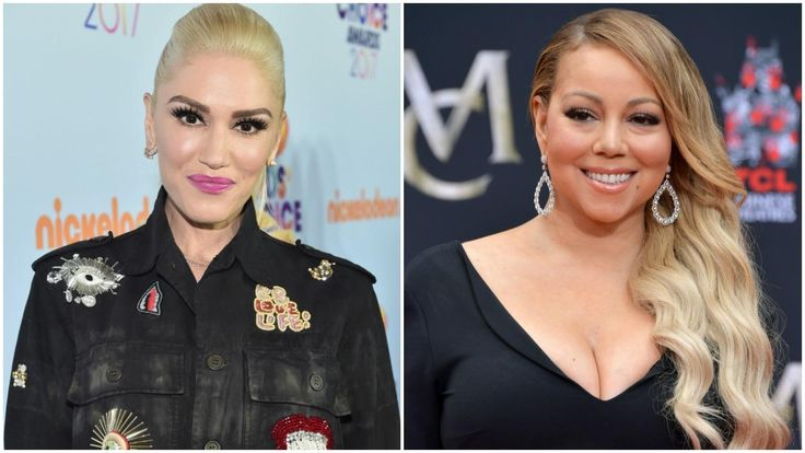 Gwen Stefani: 'I Want To Be Mariah Carey!' #GwenStefani, #MariahCarey celebrityinsider.org #Music #celebritynews #celebrityinsider #celebrities #celebrity #musicnews