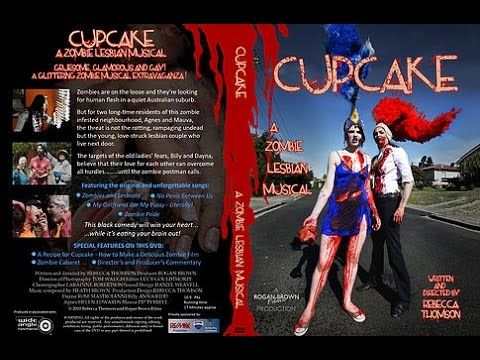 Cupcake: A Zombie Lesbian Musical SD MATURE CONTENT