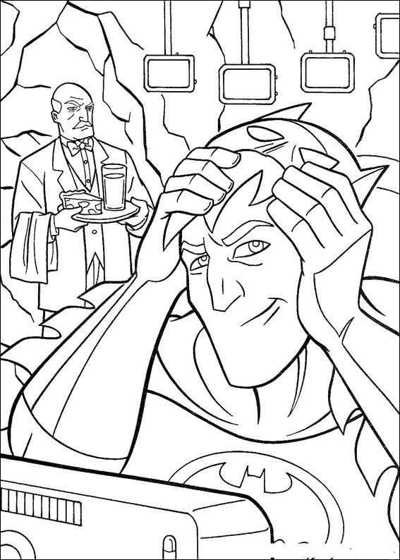 24 best dc comic coloring pages images on