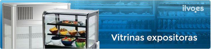 Ofrecemos vitrinas expositoras, calientes, frías y vitrinas para pastelería. Ilvo ofrece vitrinas expositoras para restauración y hostelería. http://www.ilvo.es/824-vitrinas-expositoras