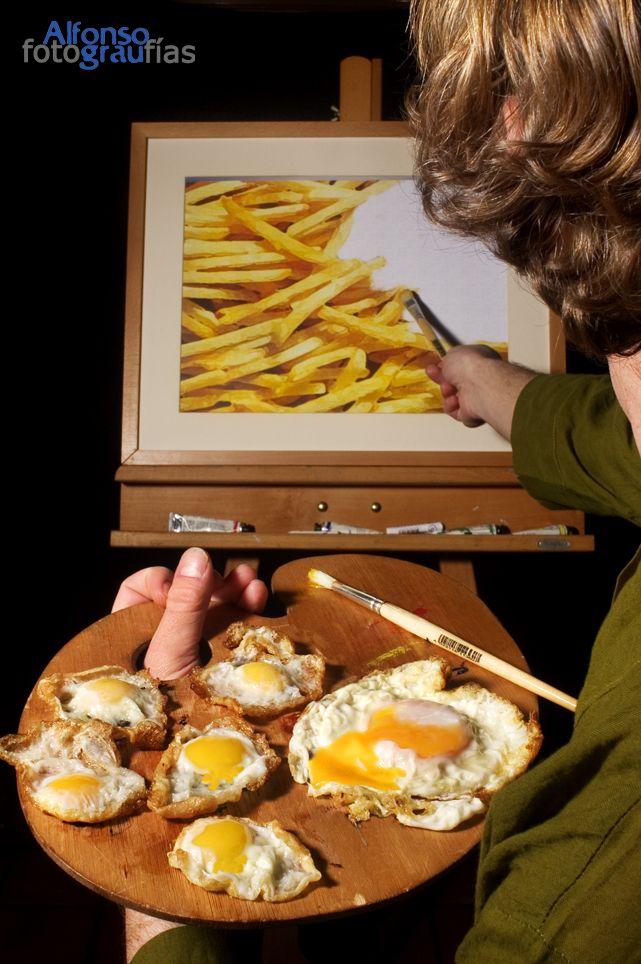 El Arte de Echarle Huevos