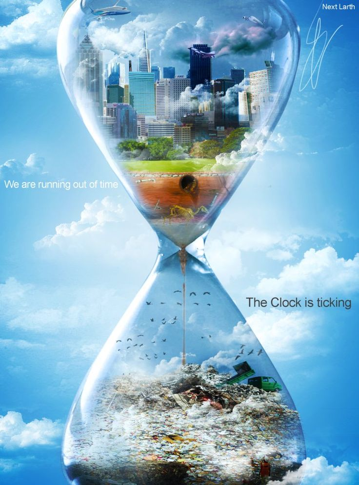 Hourglass Global Pollution by simonebasi on DeviantArt in ...