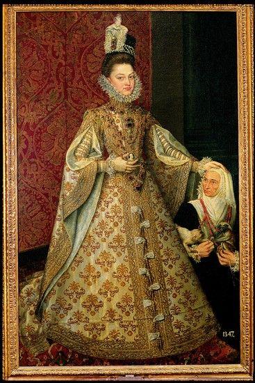 L'Infante Isabel Clara Eugenia et Magdalena Ruiz (1585 ...