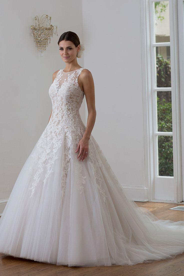 12 best Wedding Dresses images on Pinterest | Wedding dressses ...