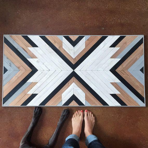 2x4 Wood Panel