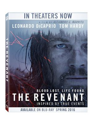 @Sylvestermouse reviews Leonardo DiCaprio's movie, The Revenant.  Recommended? NO.