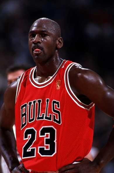 Michael Jordan (Basketball)