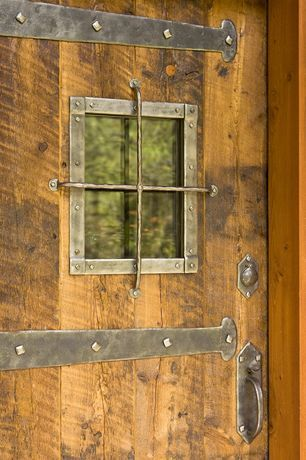 """""""View this Great Rustic Front Door by TetonHeritageBuilder. Discover & browse thousands of other home design ideas on Zillow Digs."""""""