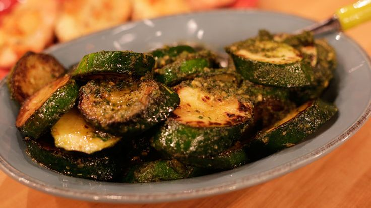 Sunny Anderson's 2 Ingredient Zucchini Recipe | Rachael Ray Show | Weekdays at 11am on WKTV | Friday 4/25/2014