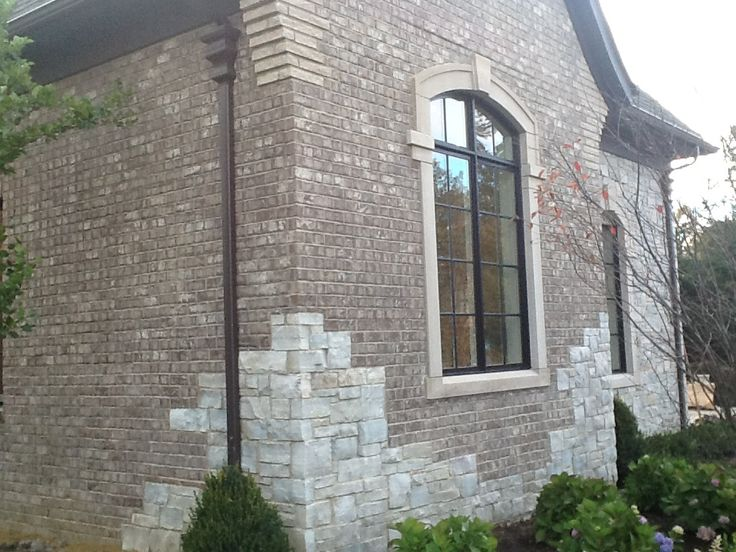 Exterior Brick On New Home By Acme Brick Mountain Brook